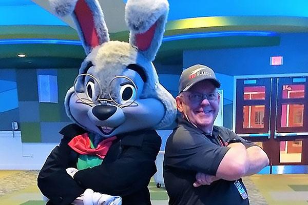 Jim and Mayor Clayton